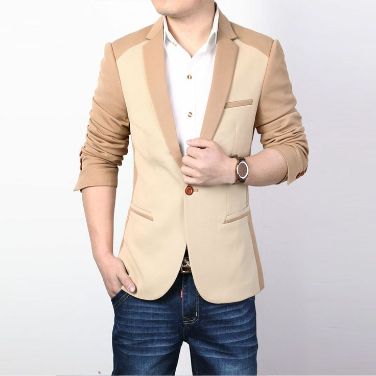 New blazer men  14 long-sleeve spring suit  free shipping hot sale