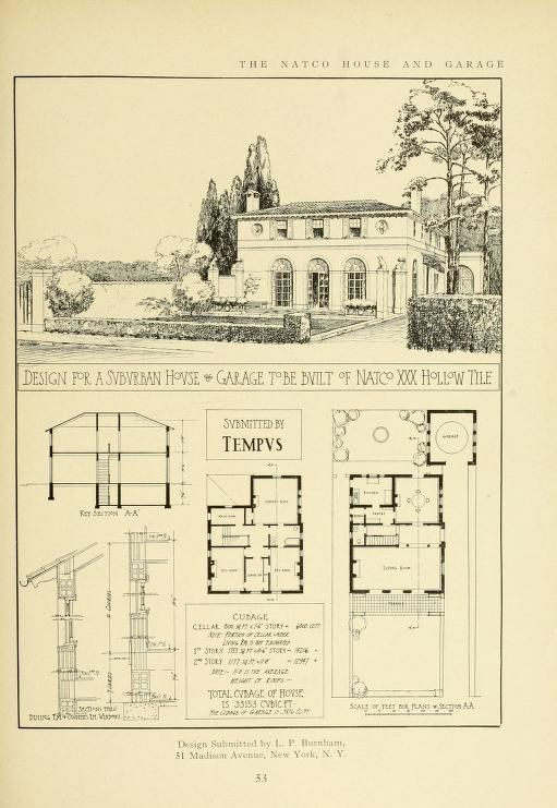 913 best house plans images on pinterest architecture for Suburban house blueprints