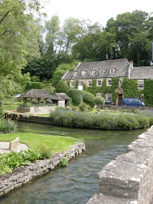 The Swan Hotel, Bibury, Cotswolds, UK