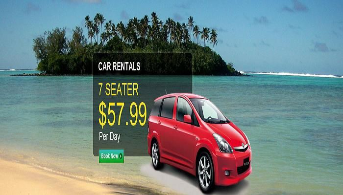 Why Choose Go Cook Islands  -  we simple offer the best value for everyone's budget. We provide our customers with full tanks of fuel, we guarantee a modern and tidy rental car every time and we are open 7 days a week providing after hours service to our customers. No matter your budget we will have something for you.