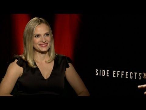 Vinessa Shaw - Side Effects Interview