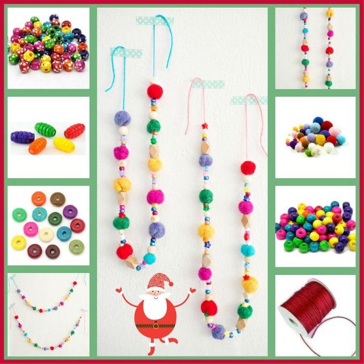 Färg och form till julfirandet (pysseltips)