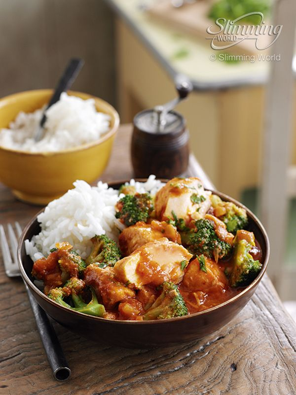 Salmon curry in a hurry is a speedy, Syn-free recipe. http://www.slimmingworld.com/recipes/salmon-curry-in-a-hurry.aspx