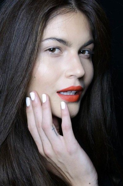 New York Fashion Week Spring 2014 Nail Trends