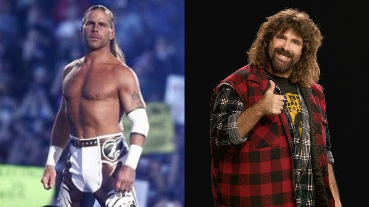 Shawn Michaels And Mick Foley Set To Be Inducted Into The Professional Wrestling Hall Of Fame