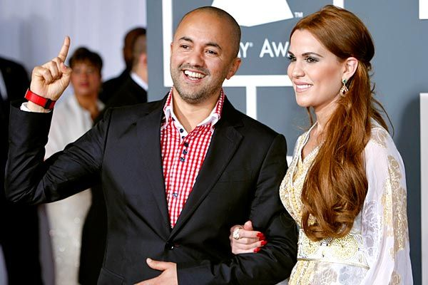 Redone And His Wife Laila Beautiful Dress Moroccan