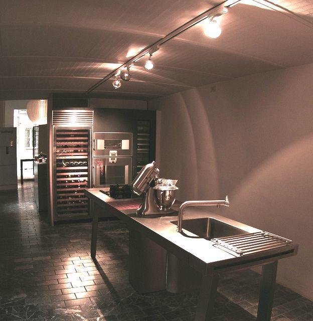 Bulthaup B2 oggetti.it Showroom    LAURO GHEDINI & PARTNERS  architecture & design studio