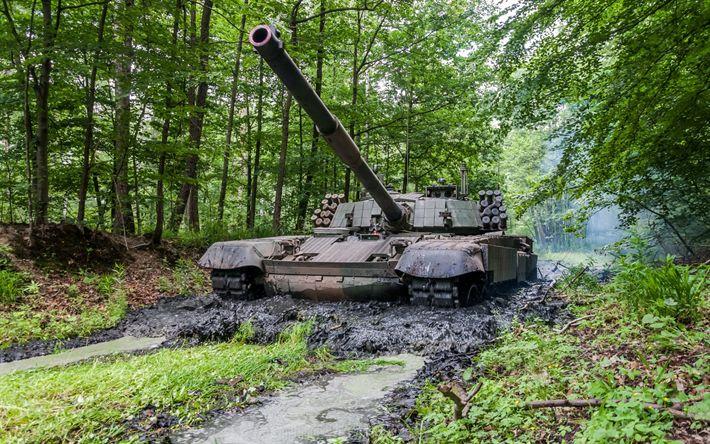 تحميل خلفيات PT-91 Twardy, البولندية دبابة قتال رئيسية, الدبابات الحديثة, المركبات المدرعة, MBT, بولندا, الجيش