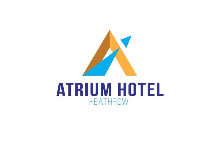 atrium hotel Traditional, Personable Logo Design by Ushan sampath