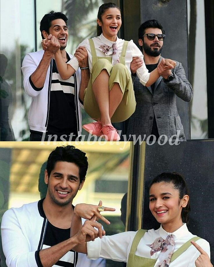 Siddharth Malhotra Fawad Khan and Alia Bhatt having Fun times During the promotions of their Movie @BOLLYWOODREPORT . . #instabollywood #bollywood #india #indian #desi #bollywoodactress #mumbai #bollywoodfashion #bollywoodstyle #bollywoodmovie #bollywoodreport #fawadkhan #aliabhatt #kapoorandsons #sidharthmalhotra #IbKapoorandsons #brkapoorandsons @BOLLYWOODREPORT!! . For more follow #BollywoodScope and visit http://bit.ly/1pb34Kz