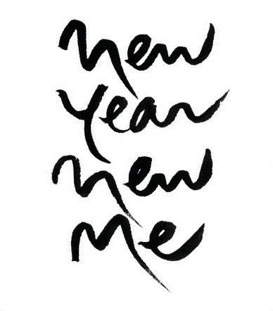 The year of me - this year I will make time for me. This year I will move, nourish, believe, repeat.