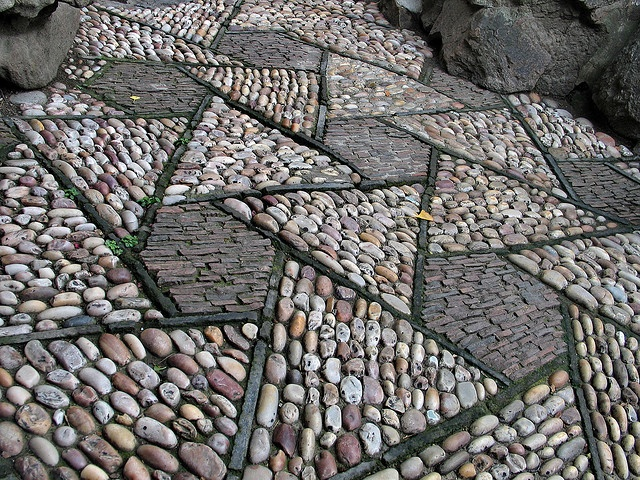 Garden Design Using Rocks garden ideas using stones. great ideas for using rock mulch in