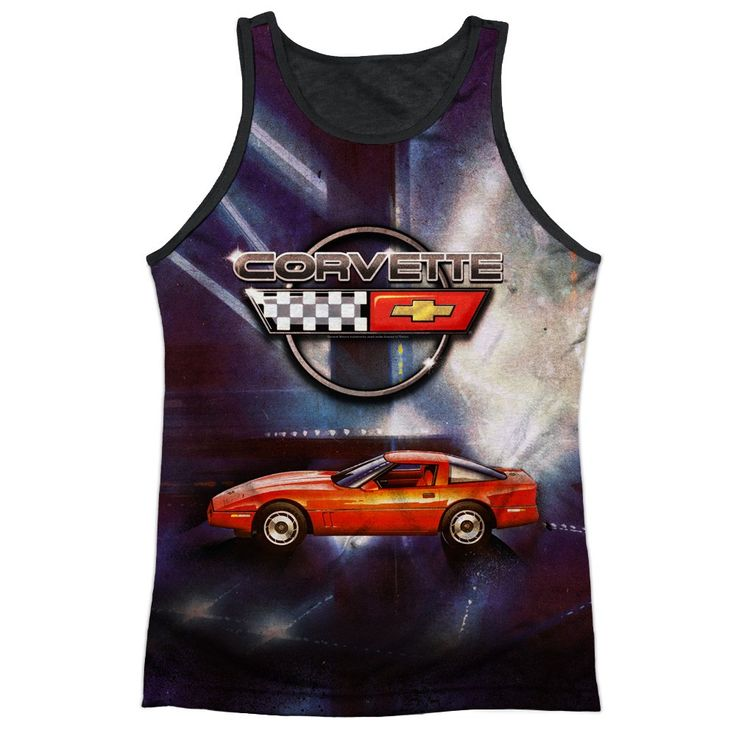 """Checkout our #LicensedGear products FREE SHIPPING + 10% OFF Coupon Code """"Official"""" Chevy/lines Of Light-adult Poly Tank Top T- Shirt - Chevy/lines Of Light-adult Poly Tank Top T- Shirt - Price: $24.99. Buy now at https://officiallylicensedgear.com/chevy-lines-of-light-adult-poly-tank-top-t-shirt-licensed"""