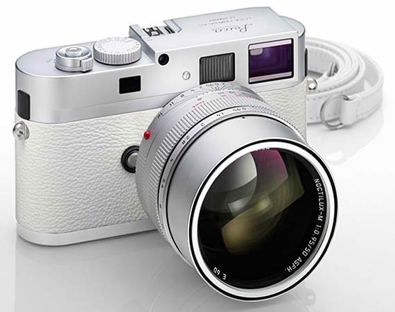 Leica M-9 White. SUPER NICE. $30,000 and 50 units total only...worldwide. What are you waiting for? LOL