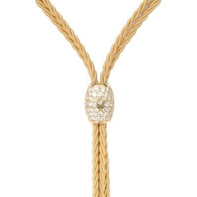 Wellendorff Sternennacht Versuchung Halskette | 4.6680_GG