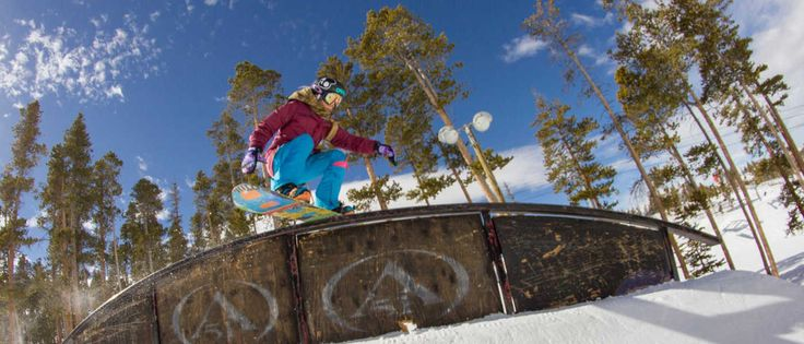 Zahra Kell's Top 5 tips for aspiring snowboarders