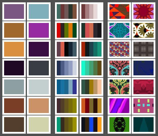 BIG colour lover