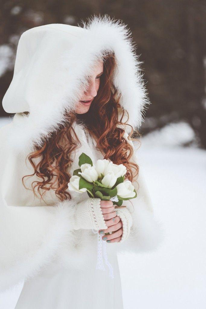 /// Mariage d'hiver /// www.cejourla.com