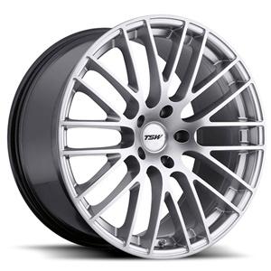 TSW Wheels: Max (Hyper Silver)    18x8-inch wheel  Price: $215.00        TSW Wheels: Max (Hyper Silver) - 18x9.5-inch wheel  Price: $215.00