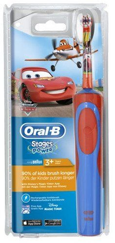 nice Oral-B Stages Power Electric Toothbrush for Children 5 Years and + - Colour : Princess