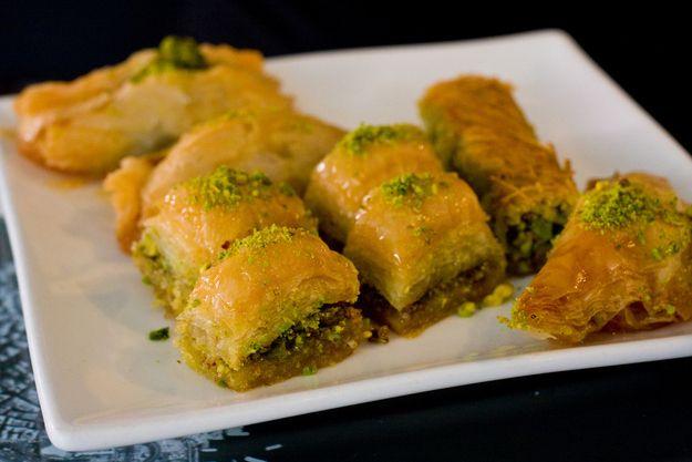 Baklava / 21 Tantalizing Turkish Foods You'll Want Immediately (via BuzzFeed)