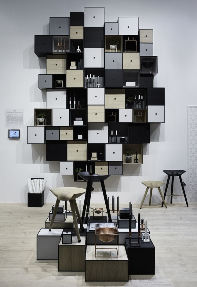 Happy Interior Blog: Stockholm Furniture Fair: The Best Stands