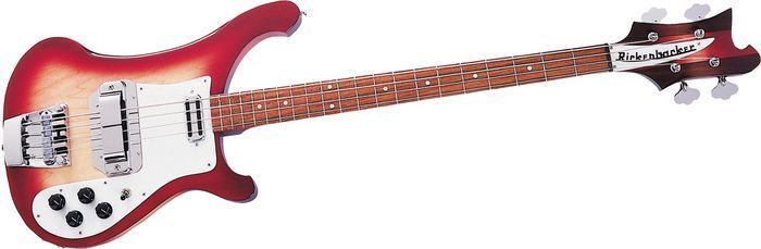 Rickenbacker 4001 bass. I always wanted one of these. One day...