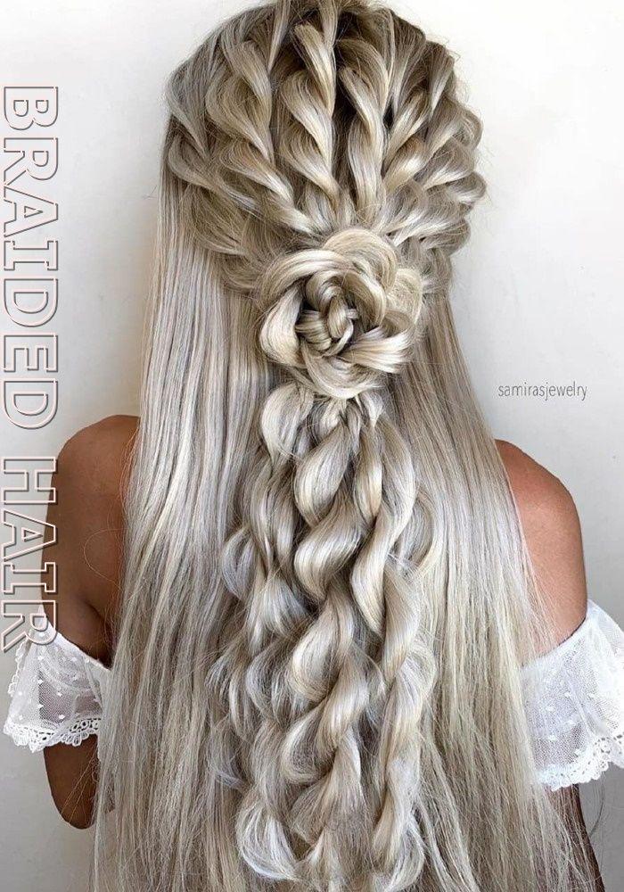 Pin On Braided Hair Ideas 2020