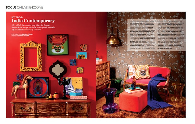 MADE IN INDIA: INSPIRED INDIAN HOME DECOR VS HIPPY CLICHE