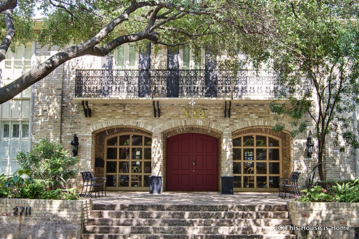 The Iota chapter of Chi Omega at the University of Texas in Austin.