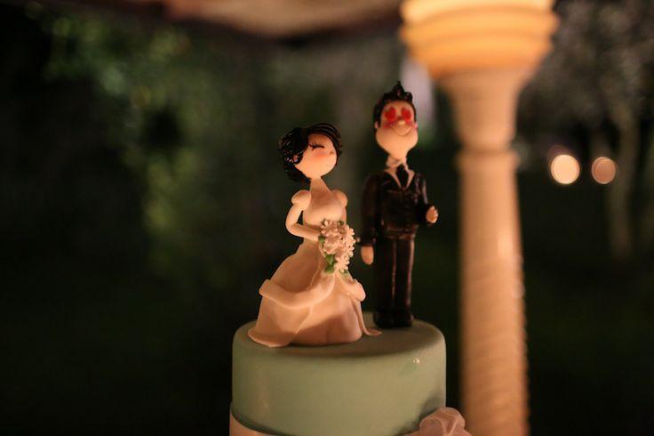 #wedding #cake #topping #sposi #tiffany