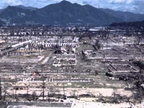 bombings of hiroshima and nagasaki essay It was during the second world war that the usa dropped two atomic bombs in hiroshima and nagasaki cities of japan this caused.