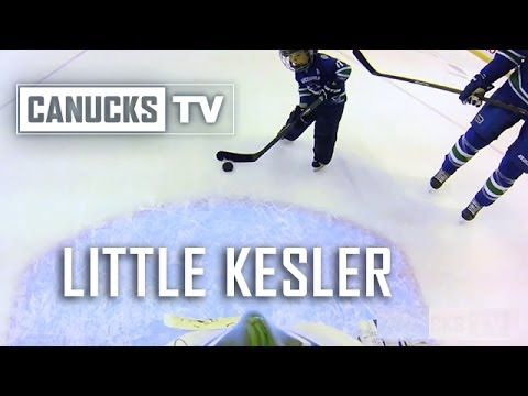 ▶ Little Kesler Scores A Goal (#GoPro Exclusive) - YouTube