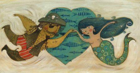 Barbara Vagnozzi - Pirate And Marmaid