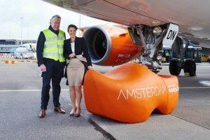 EasyJet: Νέα βάση στο Άμστερνταμ - Απ' ευθείας πτήσεις Κέρκυρα - Άμστερνταμ