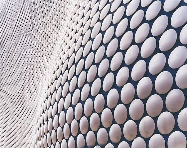 Selfridges building Birmingham City UK   Ola Kolehmainen