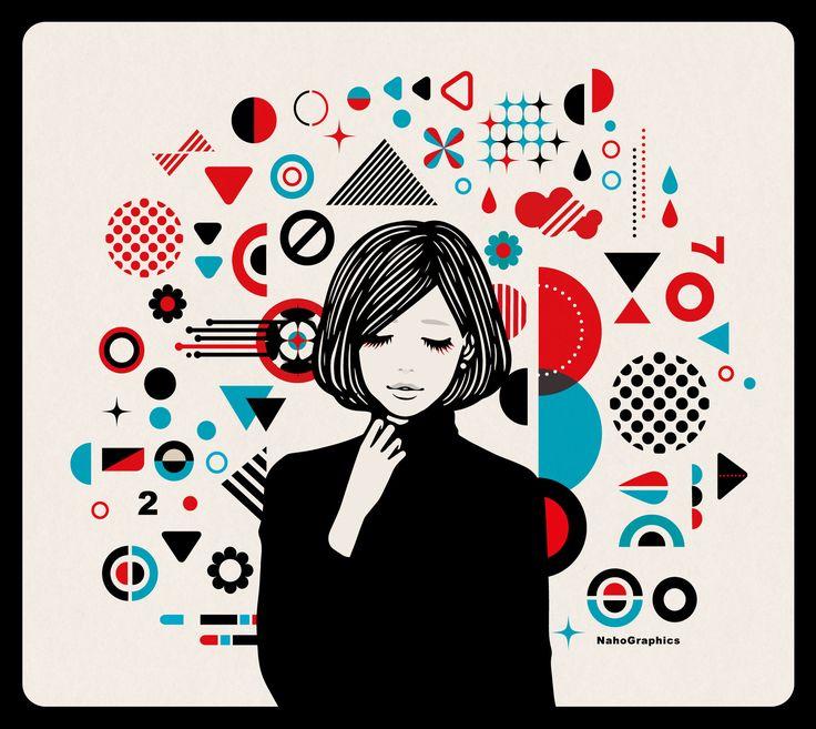 【web】http://naho.tv/ 【twitter】https://twitter.com/NahoGraphics 【Youtube】https://www.youtube.com/channel/UC81jOID4X2mNtjh47jp02oQ 【instragram】https://www.instagram.com/naho_note/ #illustration #drawing #art #simple #design #fashion #hair #hairstyle #face #design #イラスト #イラストレーション #アート #女性イラスト #ドローイング #シンプル #絵 #make #メイク #女の子 #girl #woman #女性 #ファッション #タートルネック #ボブヘア #手描き #線画 #切り絵風 #コラージュ #collage #レトロ