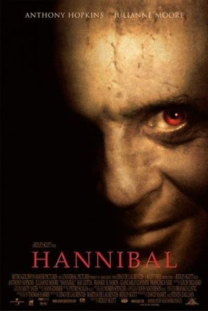 Hannibal is a 2001 American psychological thriller film directed by Ridley Scott, adapted from the Thomas Harris novel of the same name. It is a sequel to the 1991 Academy Award-winning film The Silence of the Lambs that returns Anthony Hopkins to his iconic role as serial killer Hannibal Lecter. Julianne Moore co-stars, taking over for Jodie Foster in the role of FBI Agent Clarice Starling.