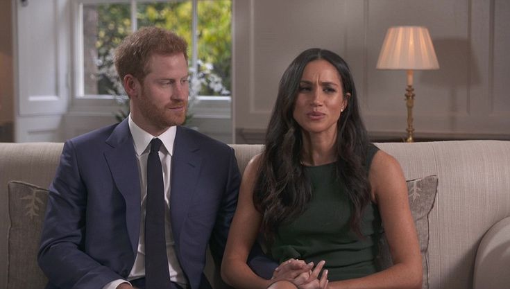 Meghan Markle said 'yes' immediately to Prince Harry after he proposed on one knee while t...