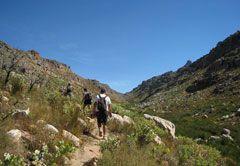 Western Cape Hiking Trails