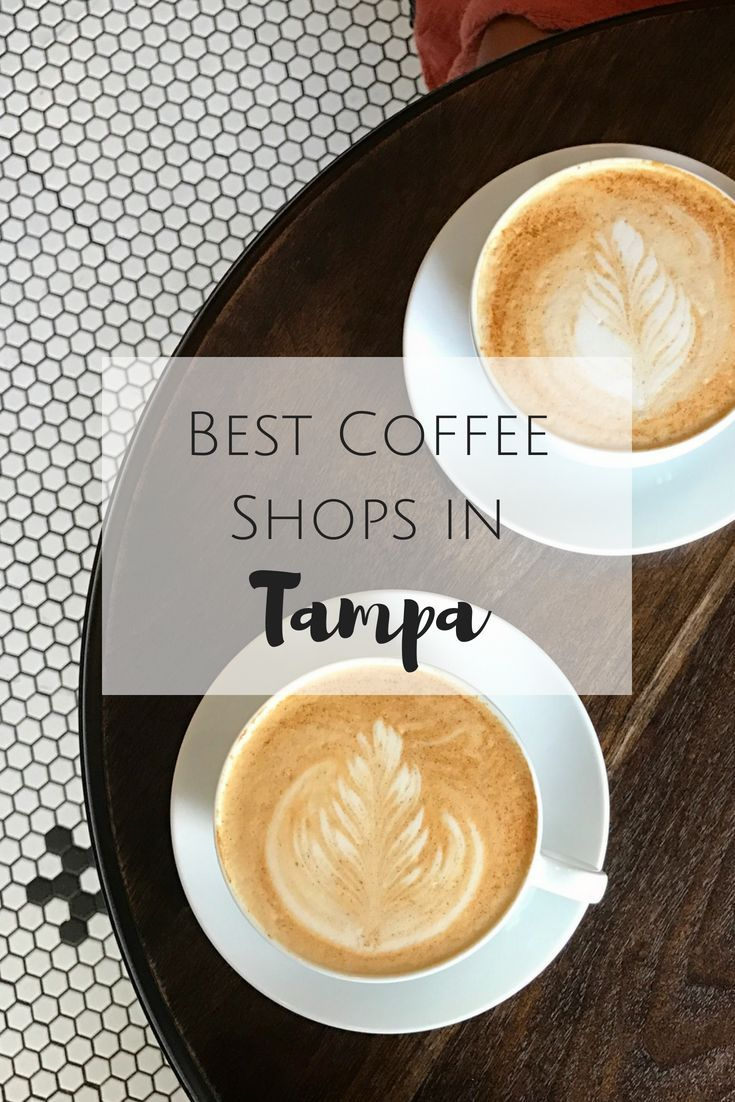 Best Coffee Shops In Tampa Bay Discovering Your Happy Best Coffee Shop Coffee Shop Tampa