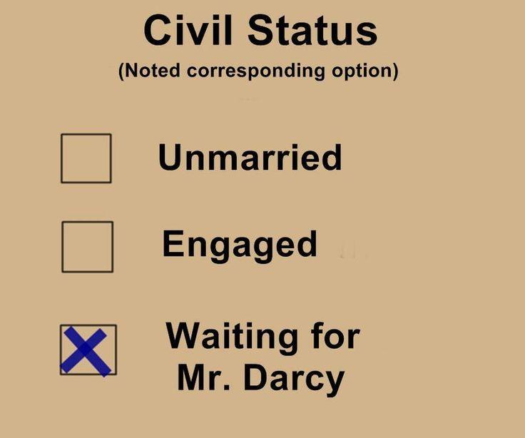 Hehehe, either Mr. Darcy or... :) #janeausten #PrideandPrejudice