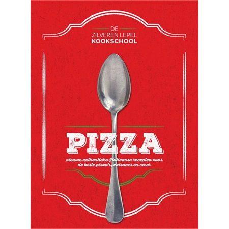 De Zilveren Lepel Kookschool Pizza