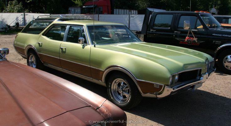 '69 Oldsmobile Vista Cruiser! HELLO WISCONSIN!!!