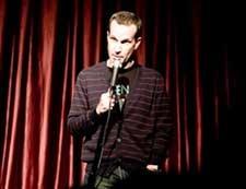 Comedian Jimmy Pardo