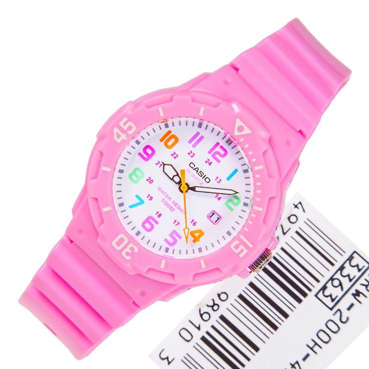 A-Watches.com - Casio Ladies Watch LRW-200H-4B2VDF, $28.00 (http://www.a-watches.com/lrw-200h-4b2vdf/)