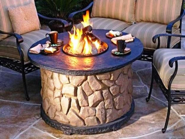 Coffe Portable Fire Pits