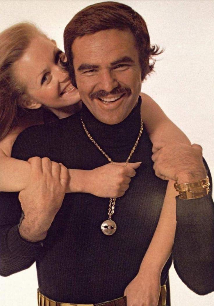 Burt Reynolds in all his 70s glory!