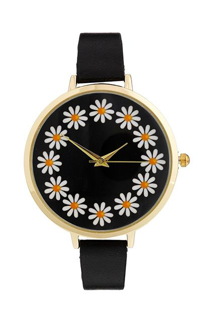 22 Super-Stunning Timepieces For Perfect Punctuality #refinery29  http://www.refinery29.com/womens-watches#slide15