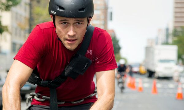 Joseph Gordon-Levitt Dodges Traffic in 'Premium Rush' - NYTimes.com